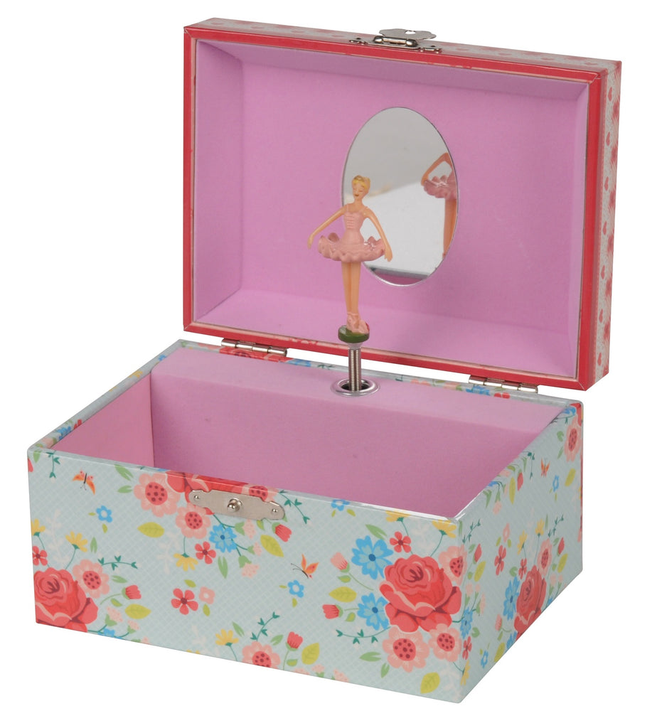Jewellery Box English Rose Medium