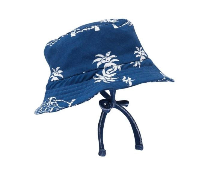 BUCKET HAT IMPERIAL BLUE