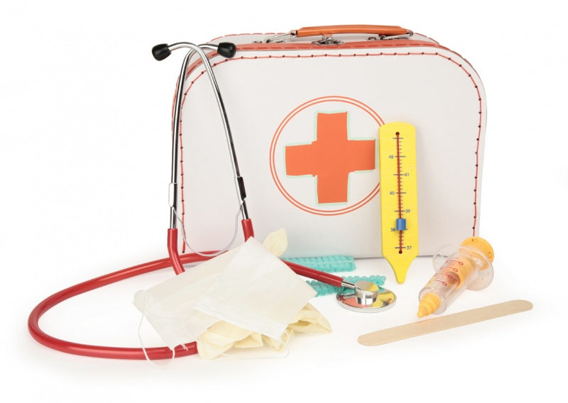 Doctor's Case with Accessories