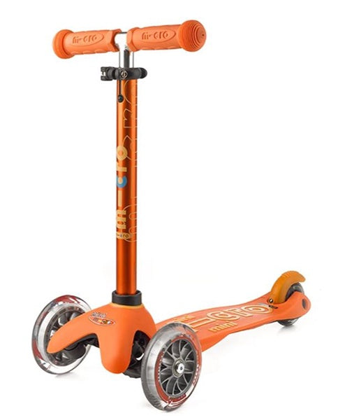 Mini Micro Deluxe Scooter - Orange