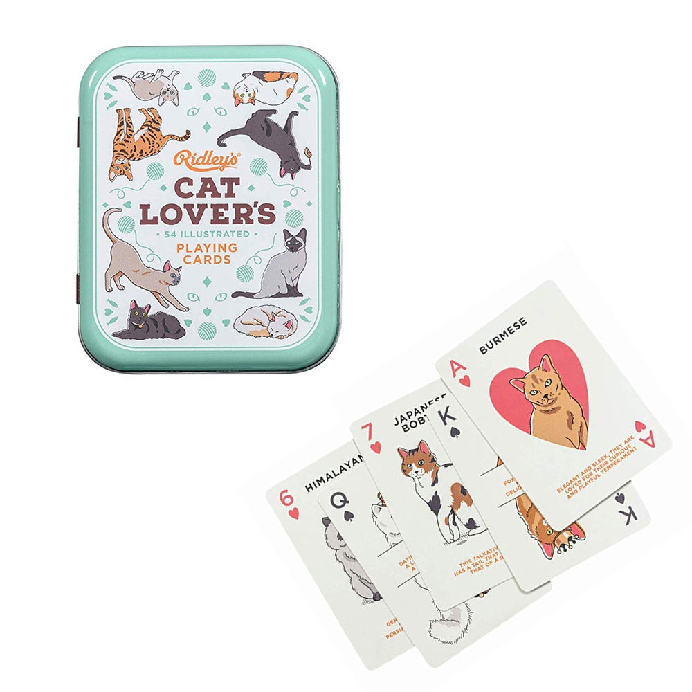 Cat Lover's Cards