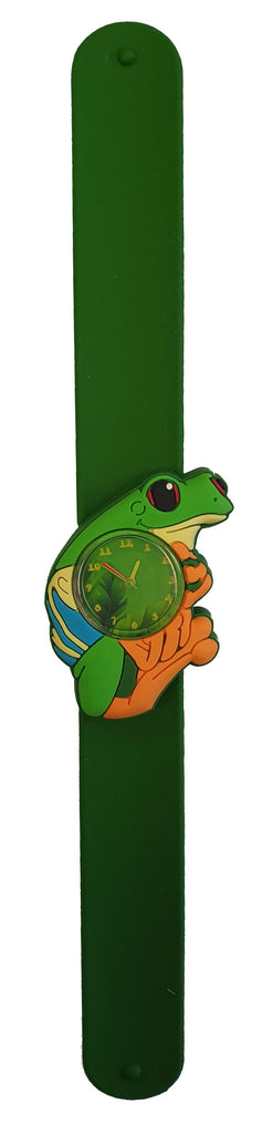 SLAP WATCH FROG