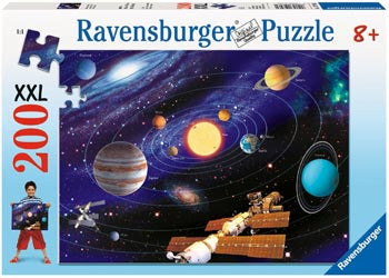The Solar System Puzzle 200pc