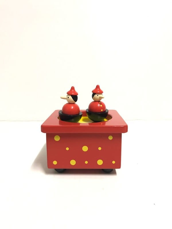 PINNOCHIO MUSIC BOX