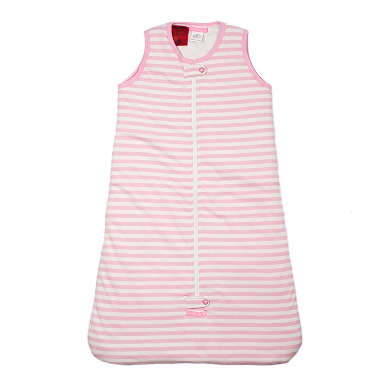 Baby Sleeveless 2.5 tog Sleeping Bag Pink