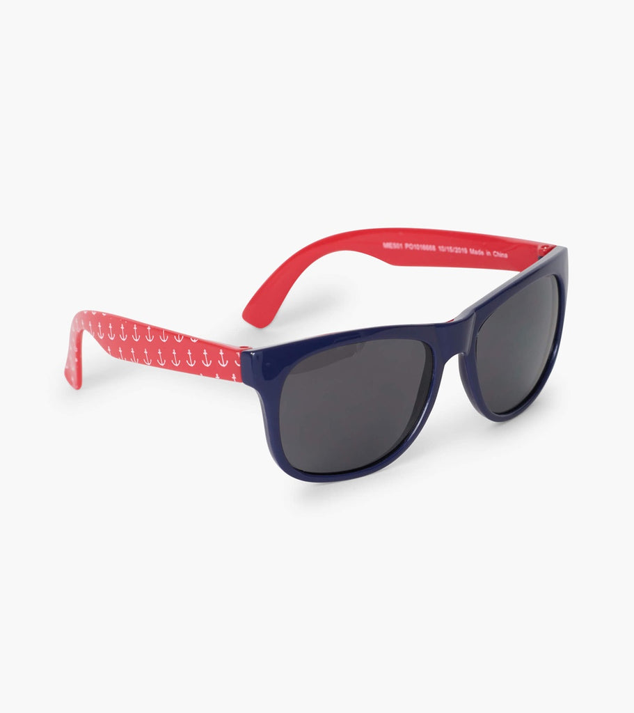 Nautical Stripe Sunglasses