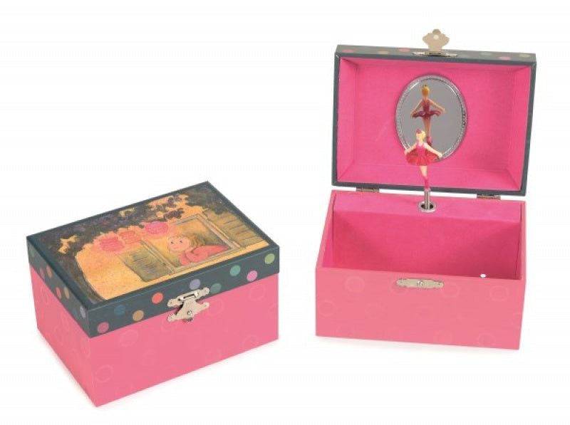 MUSICAL JEWELRY BOX LANTERNS