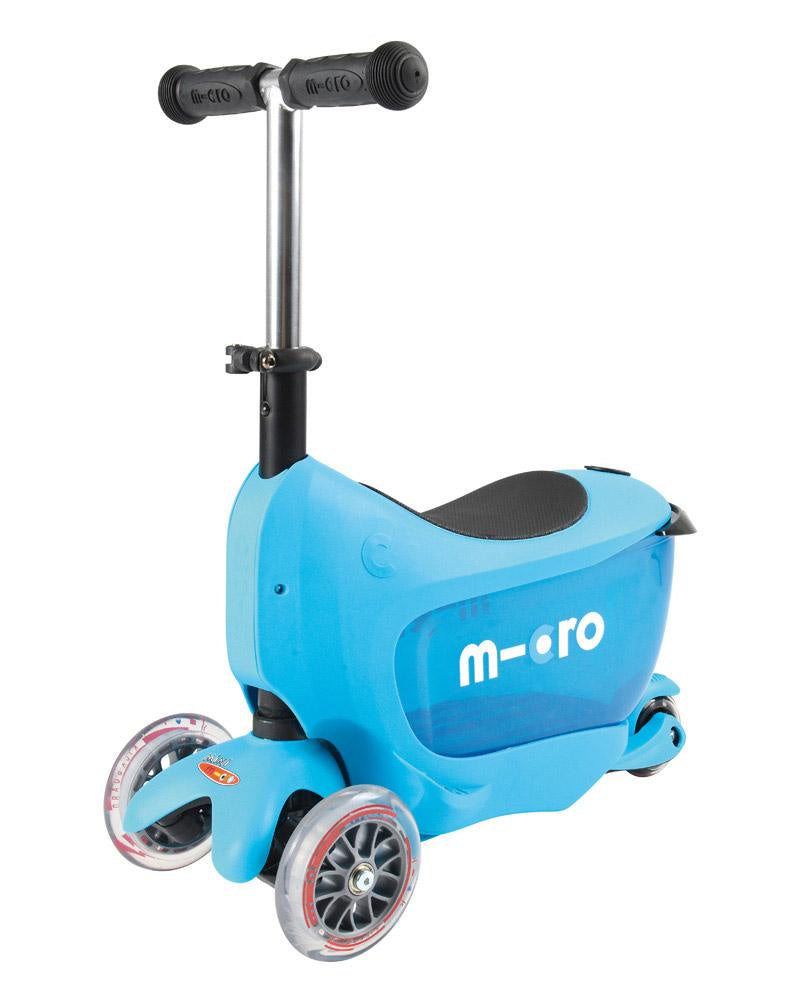 Mini2Go Deluxe Plus - Blue