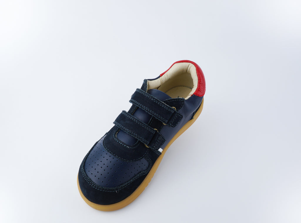 KP Riley Navy + Red