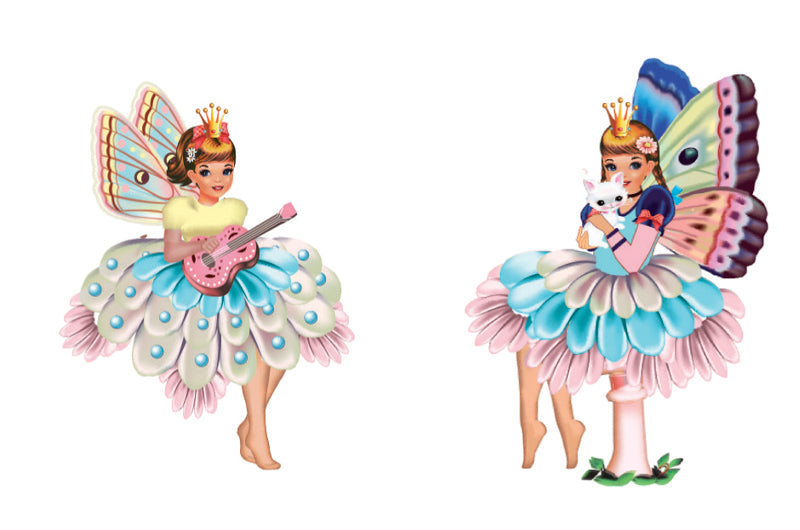In Fairyland Decals