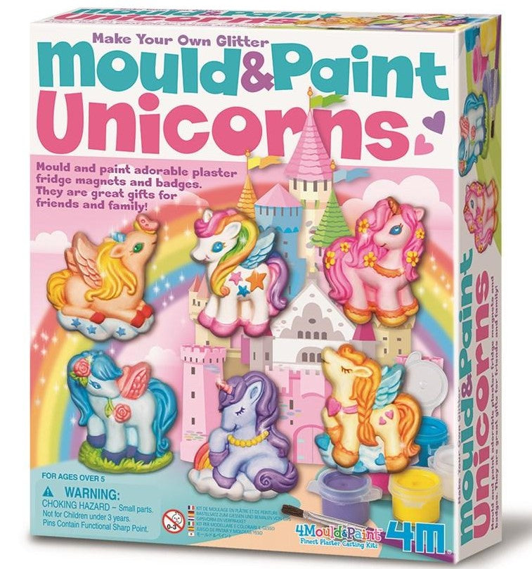 Mould and Paint Unicorn