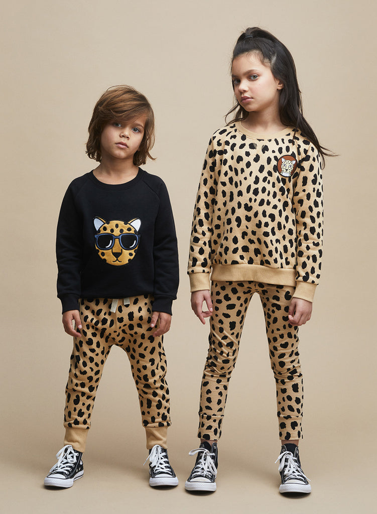 ANIMAL SPOT LEGGING SAND