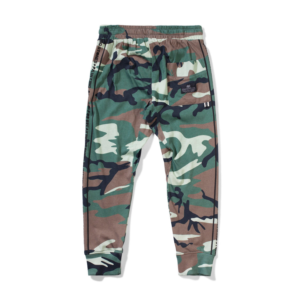 HIDE AND SEEK PANT - CAMO