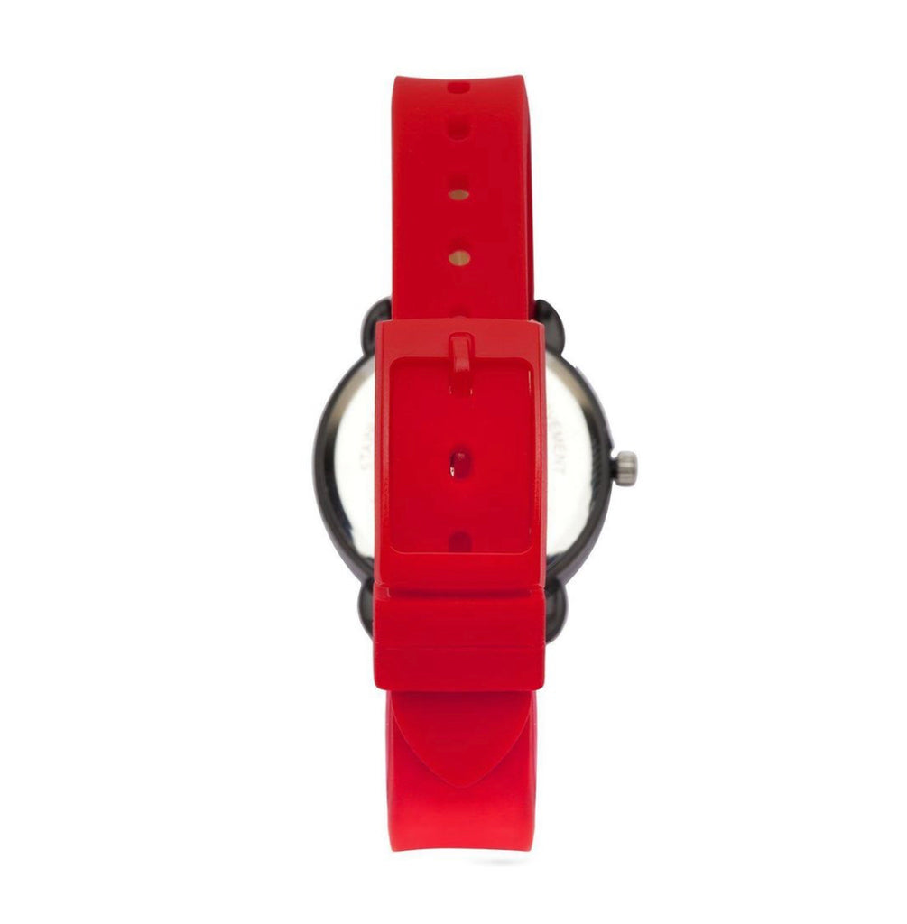 Timekeeper - Kids Watch Time Teacher - Red