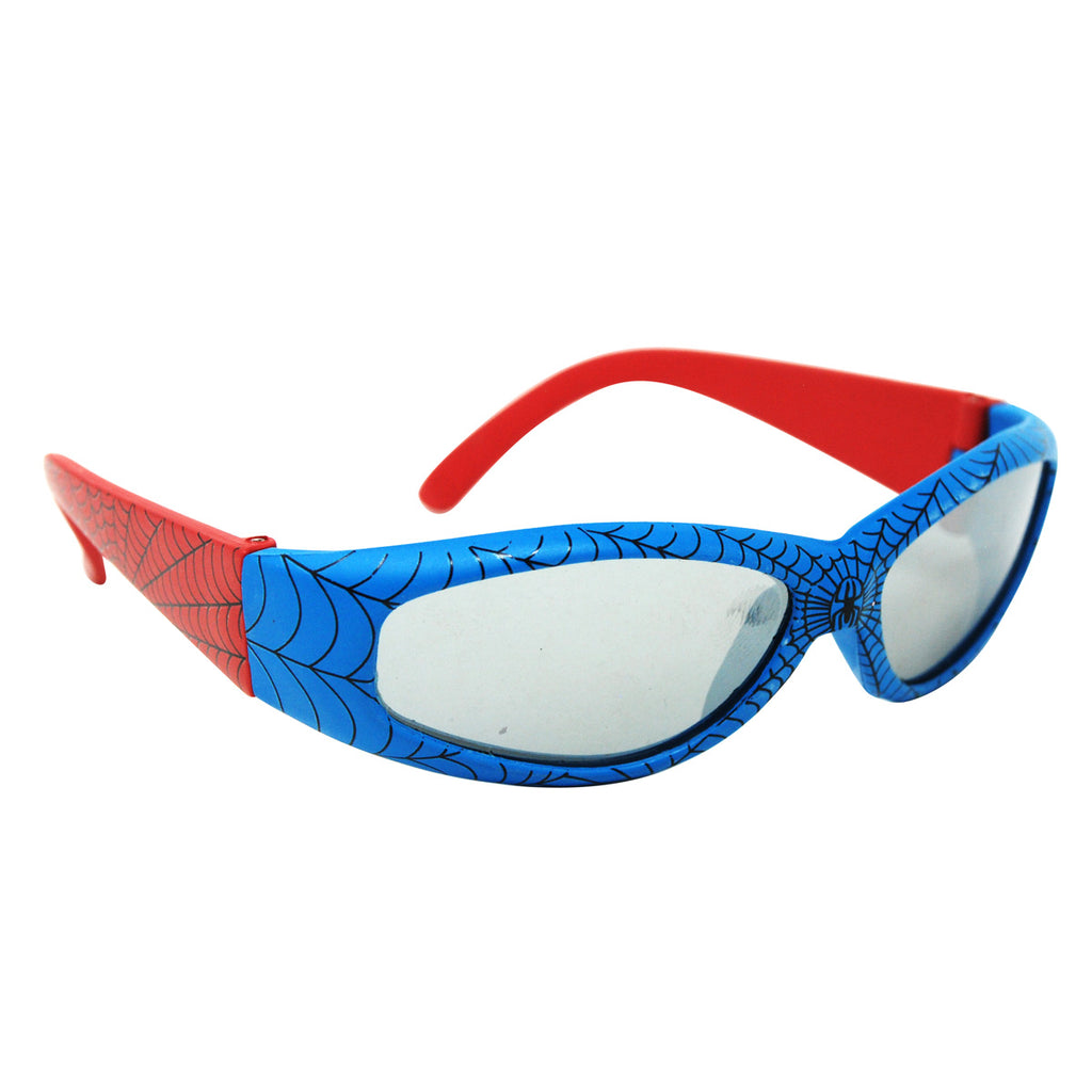 Flexible spider sunglasses
