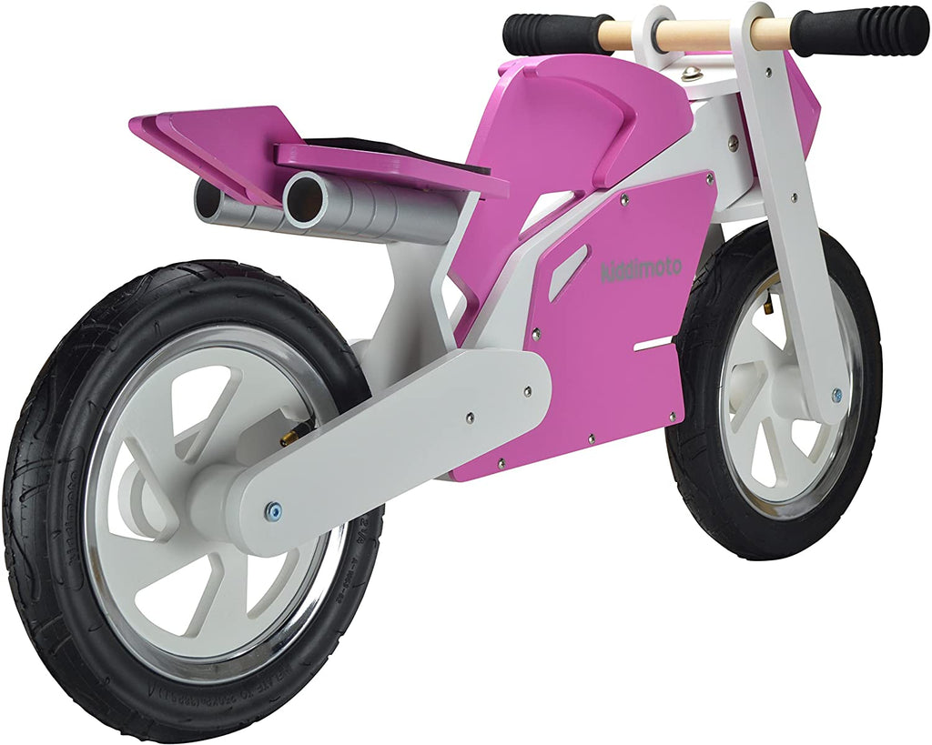 KM Superbike Pink & White