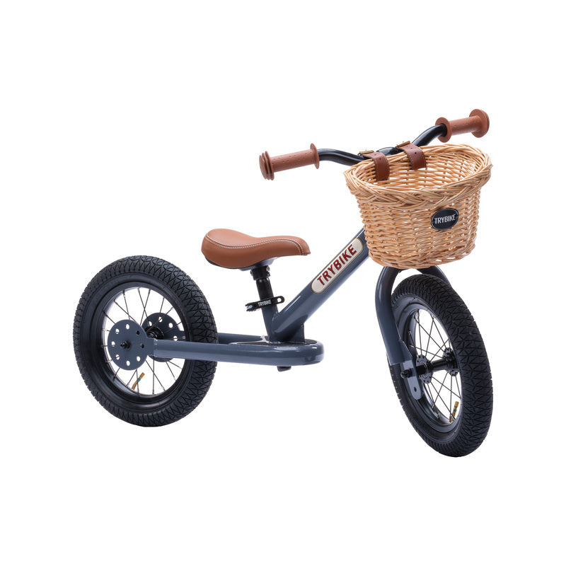 Grey Trybike, Brown Seat and Grips (3 wheel)