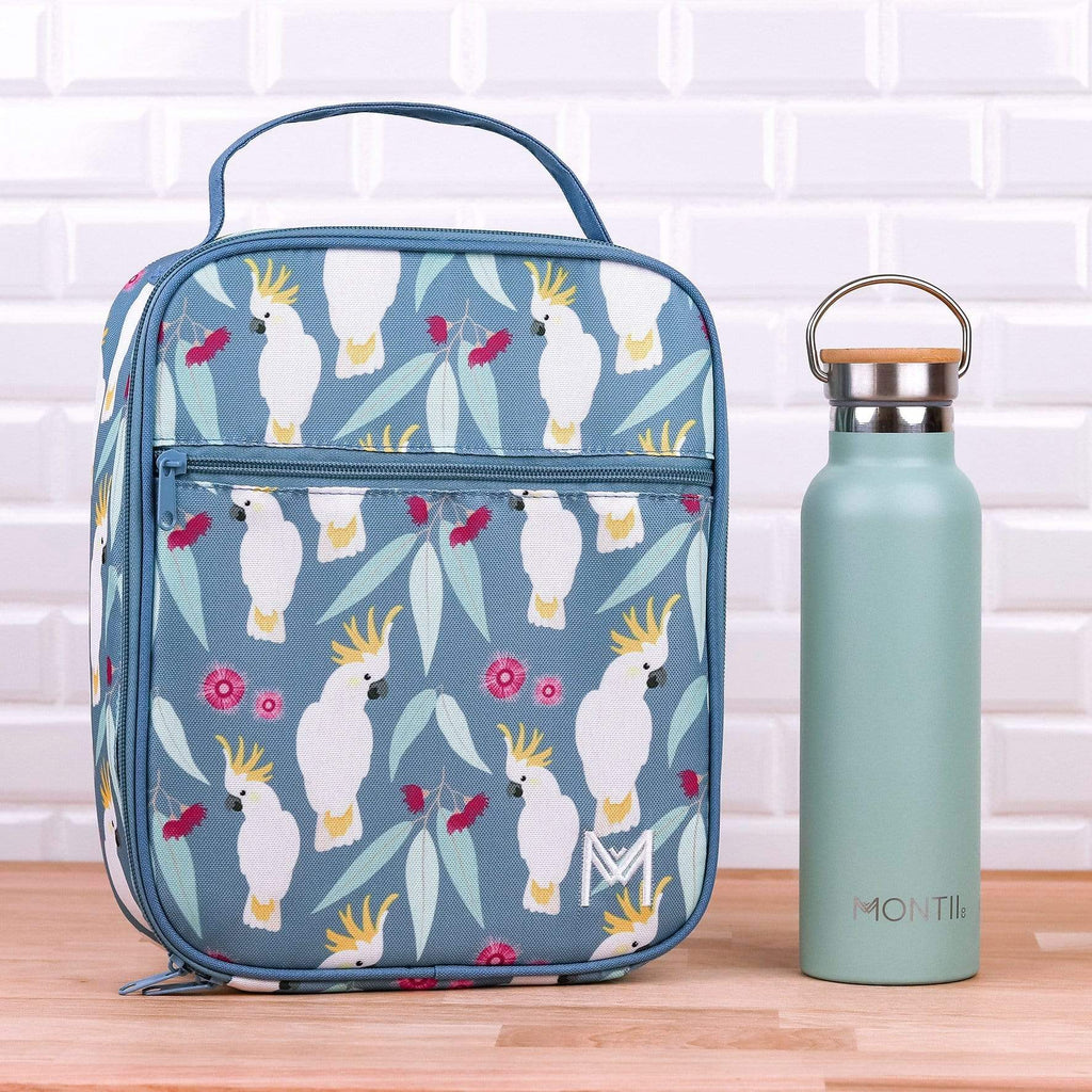 MONTIICO INSULATED LUNCH BAG - COCKATOO