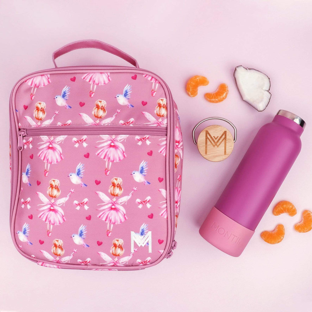 MONTIICO INSULATED LUNCH BAG - FAIRY