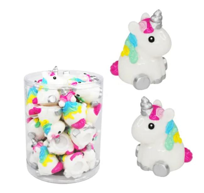 Unicorn scented lip balm