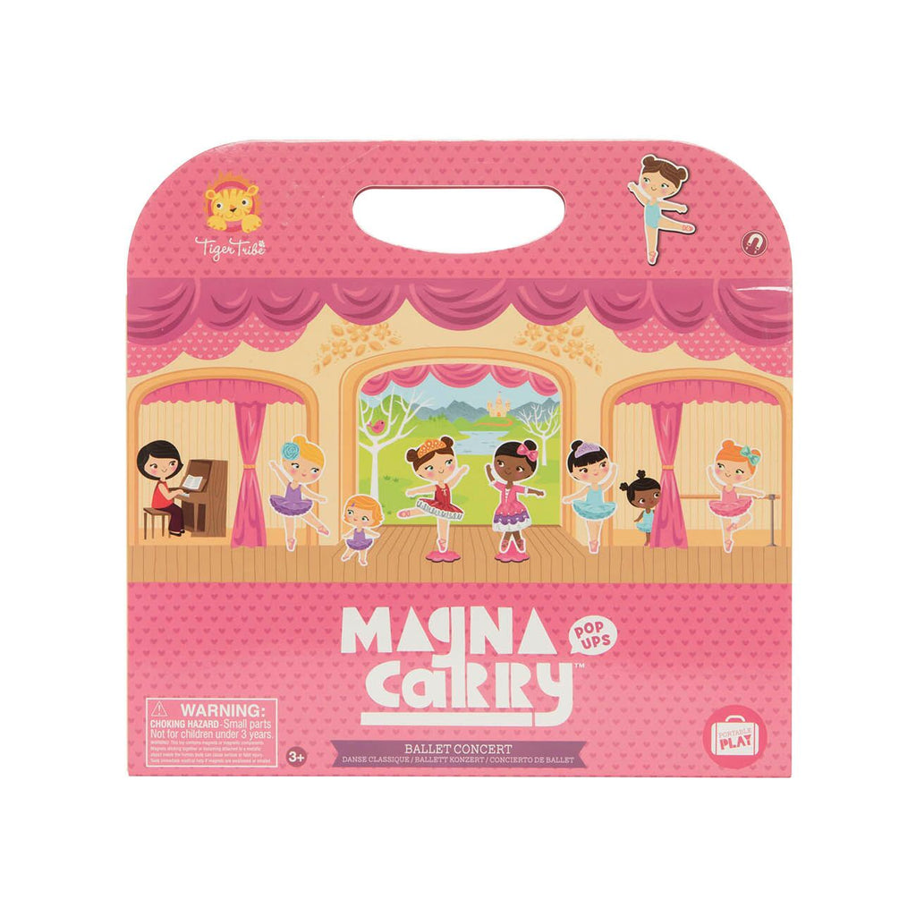 Magna Carry Ballet (Pop Out)