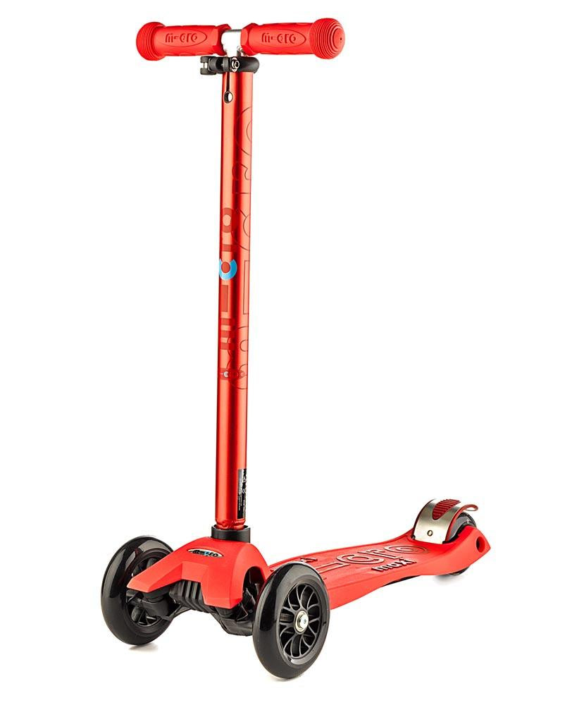 Maxi Micro Deluxe Scooter - Red