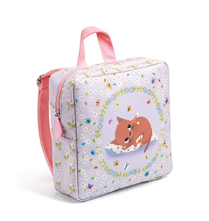 Cat Preschool Bag