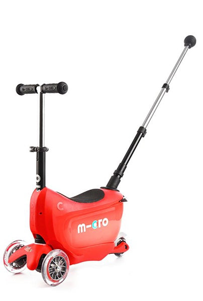 Mini2Go Deluxe Plus - Red