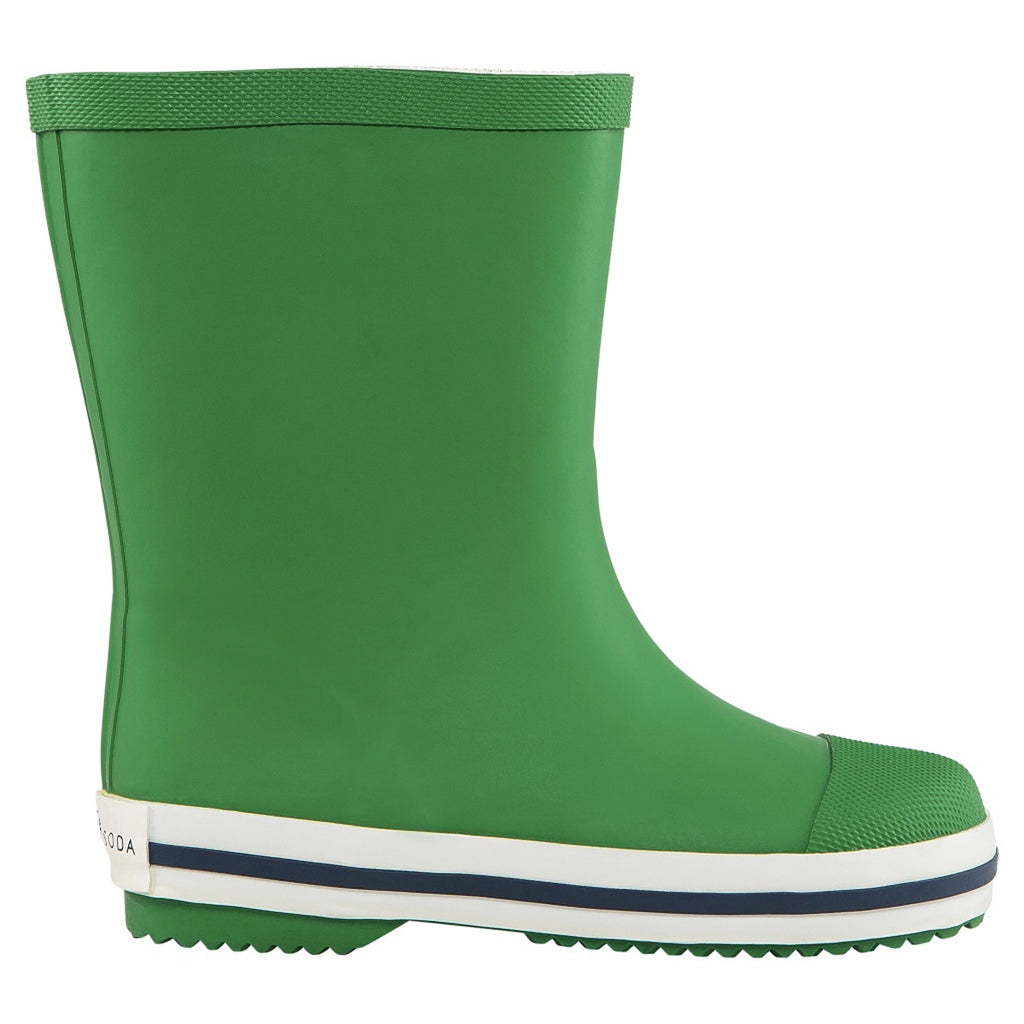 Long Gumboot - Green
