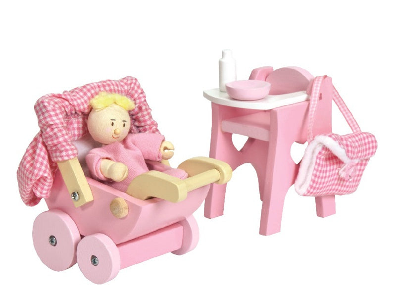 Daisylane Nursery Accessory Set
