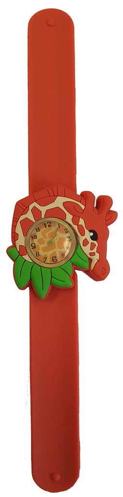 SLAP WATCH GIRAFFE