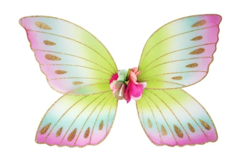Forest Fairy Wings Jumbo Size Green