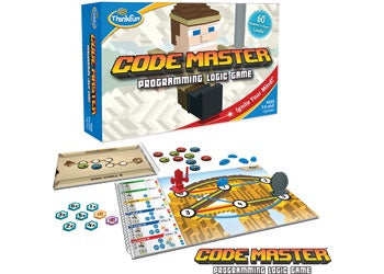ThinkFun - Code Master Programming Logic Game