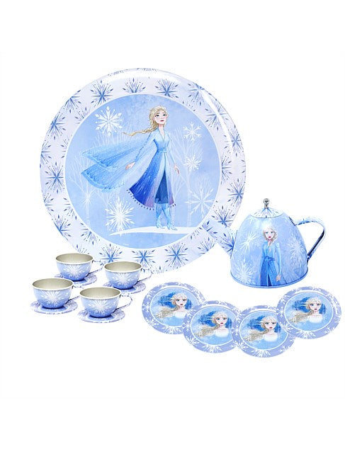 Frozen 2 Elsa Tea Set