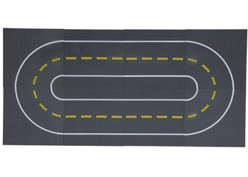 Stackable Road Base Plates - 8 pcs