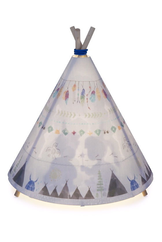 Teepee Blue/Grey