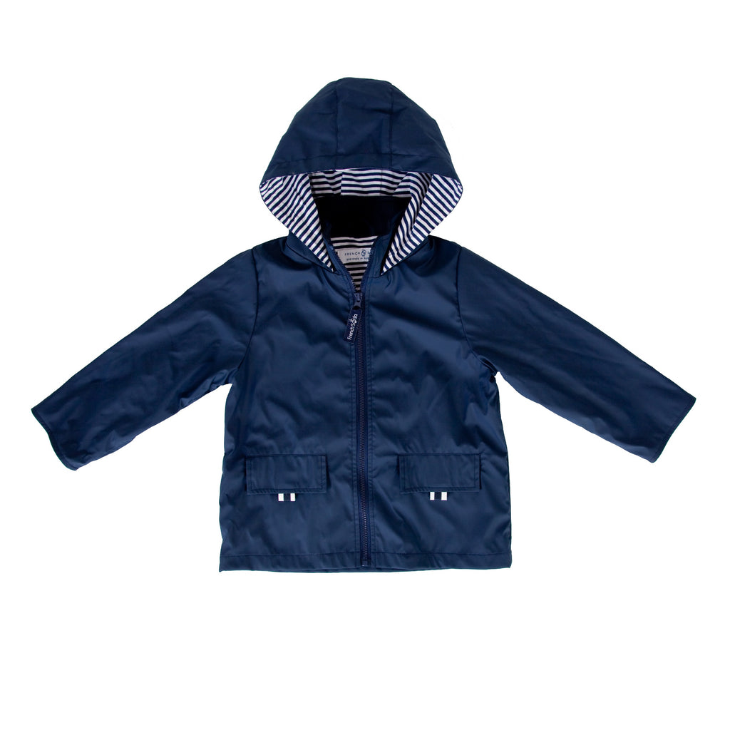 Unisex Raincoat - Navy