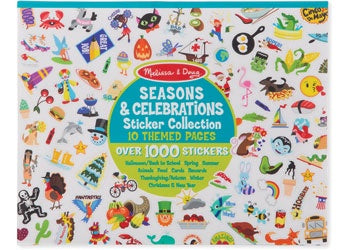 M&D - Sticker Collection - Seasons & Holidays