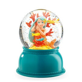 Mermaid Globe Night Light