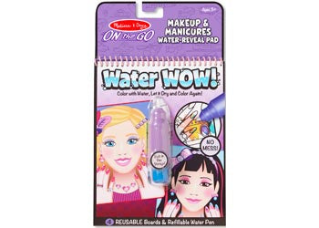 M&D - On The Go - Water WOW! - Makeup & Manicures