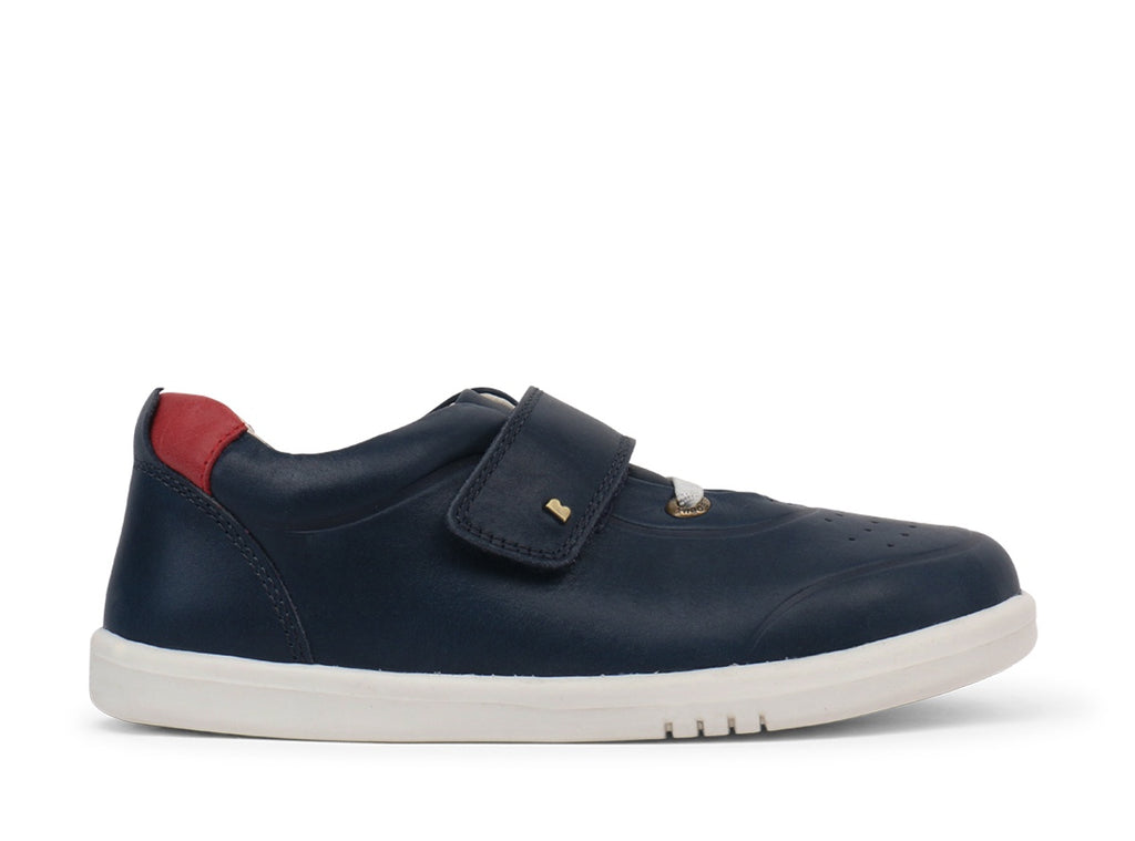 KP Ryder Trainer Navy + Red