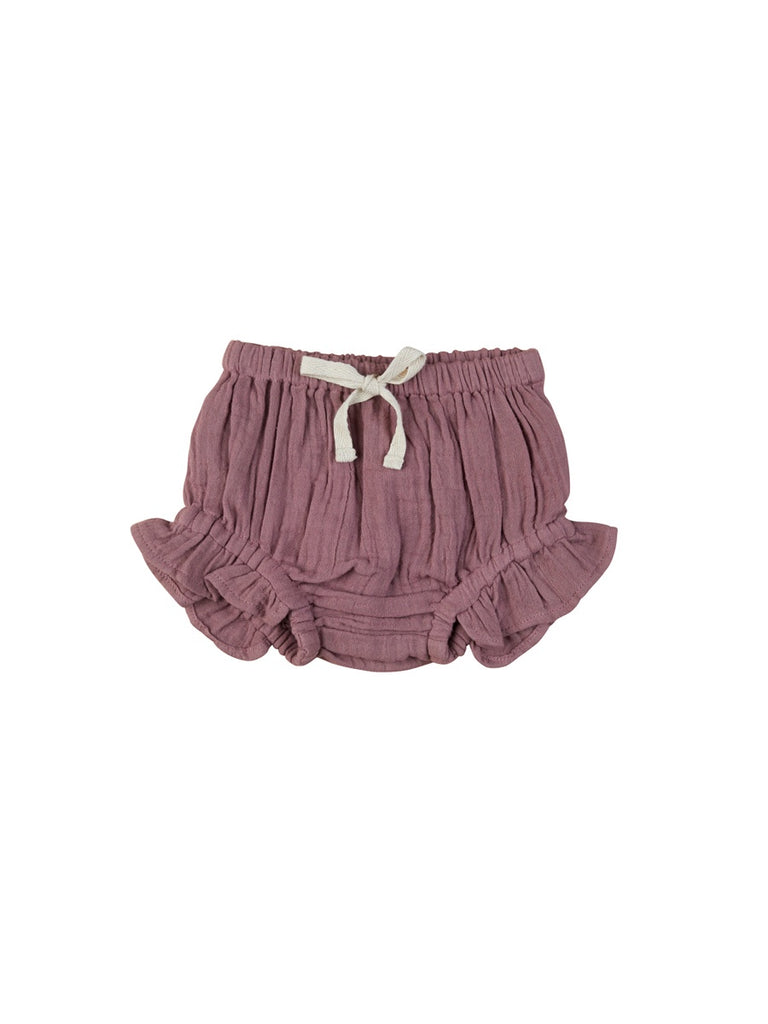 MULBERRY FRILL BLOOMER