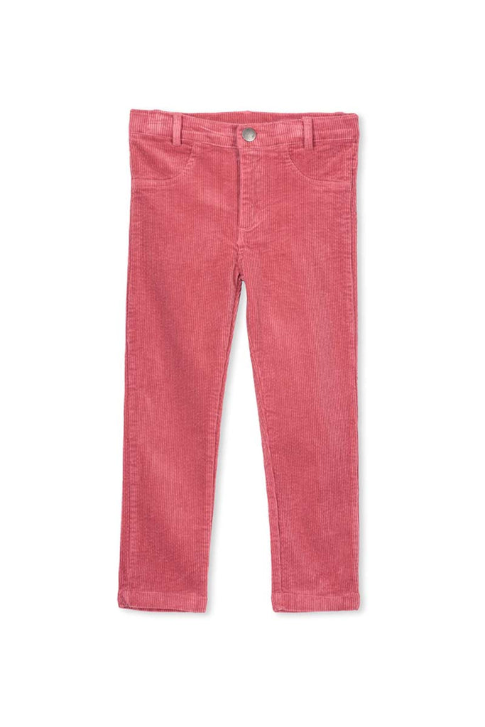 PINK CORD JEAN ROSE CORD
