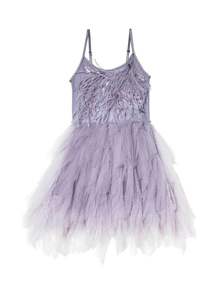 WILLOW WANDERER TUTU DRESS JACARANDA