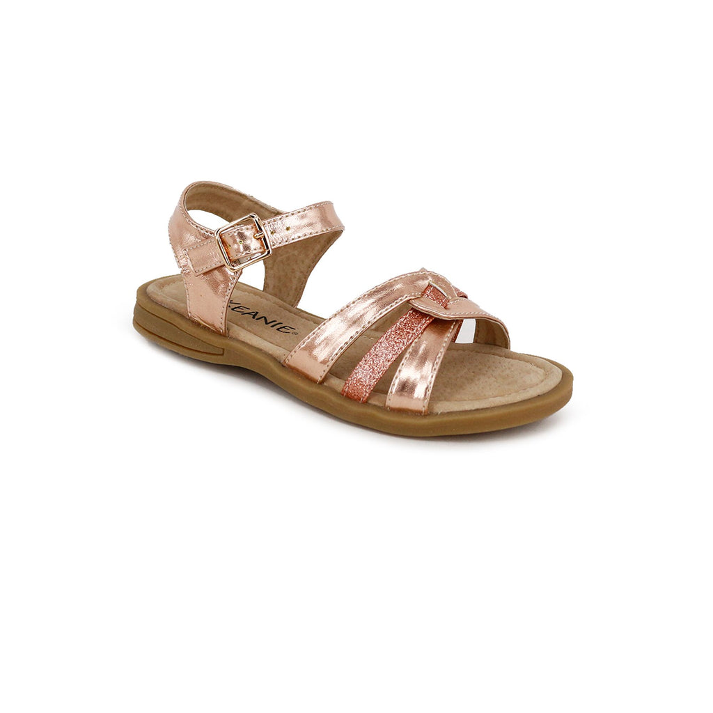 LEXI Sandals Rose Gold