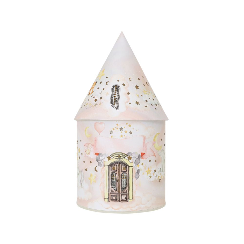 Splosh Baby Girl Customisable Light Up House