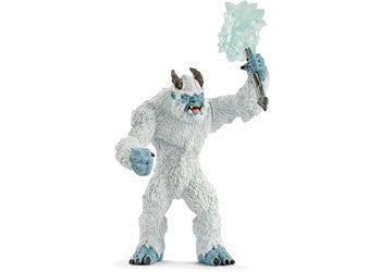SC - 42448 Ice Monster with Weapon