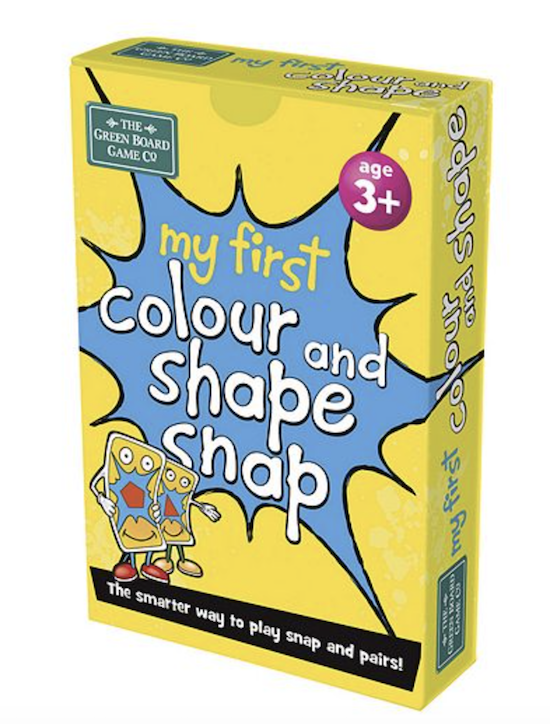 Snap - My First Colour and Shape