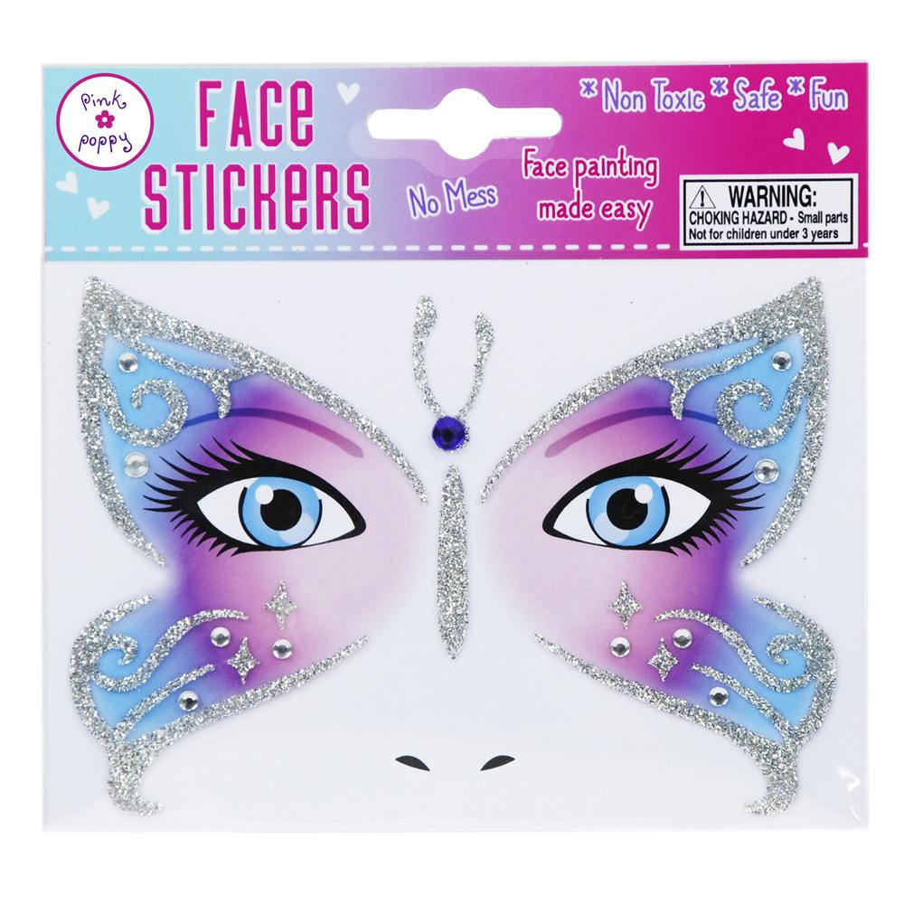 Face Stickers Fairy
