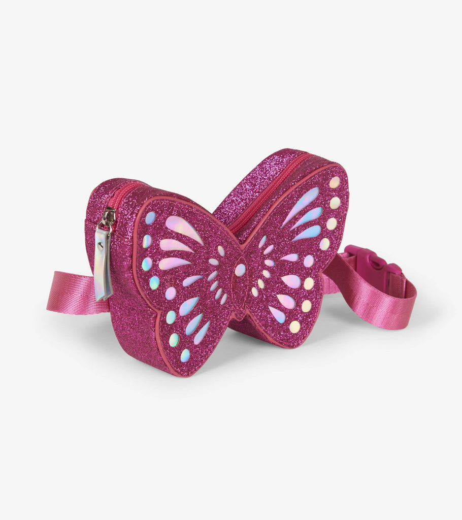 Shimmer Butterfly Fanny Pack